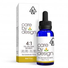 Full-Spectrum CBD Drops 4:1, 30mL