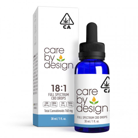 CBD Drops 18:1 (30mL)